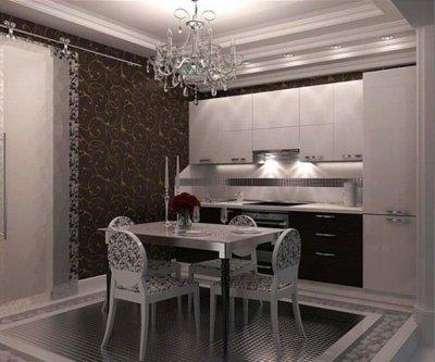 """Фотоальбом """"Кухня в стиле арт-деко"""""""