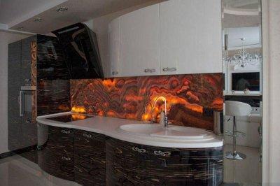 Кухня в стиле арт-деко. Особенности стиля.