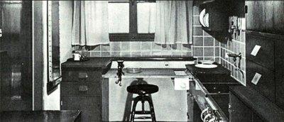 Откуда пошли современные кухонные гарнитуры?