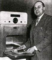 Первая микроволновая печь. Кто же автор этого изобретения?